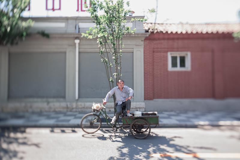Mr Wong – Tianjin